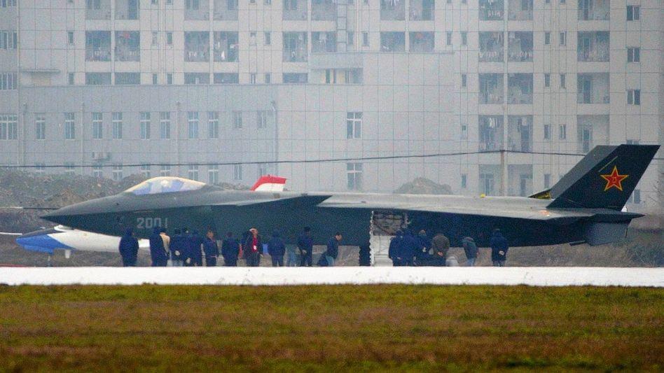 J-20-Prototyp