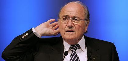 Fifa-Präsident Sepp Blatter: Führerscheinentzug