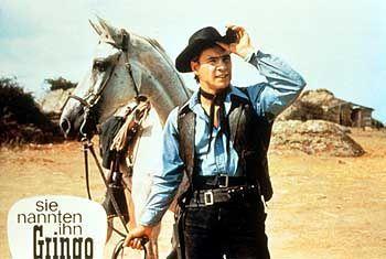 """Westernheld George in """"Sie nannten ihn Gringo"""" (1965): """"Ich bereue nichts davon"""""""