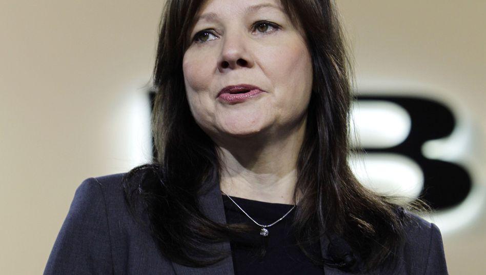 General-Motors-Chefin Barra: Ikone karriereorientierter Frauen