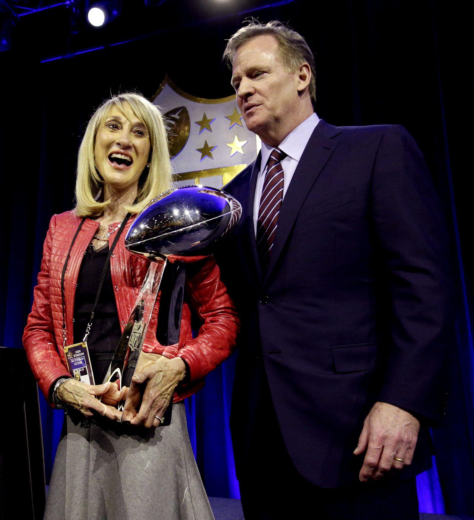Super Bowl Ablauf