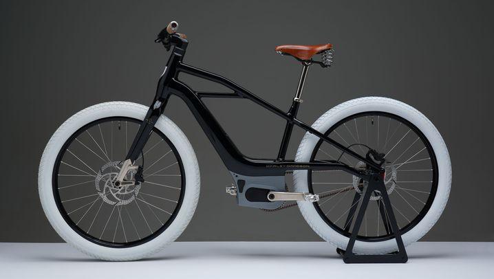 Serial 1: Harley goes Fahrrad