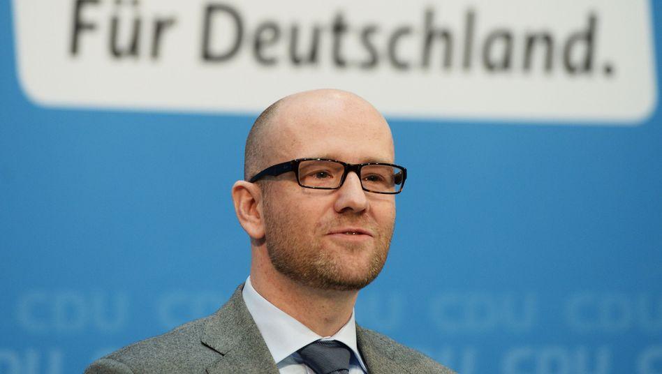 Peter Tauber (Archiv): Will den Widerstand gegen ein Gesetz brechen