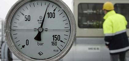 Gasstation (in Sachsen-Anhalt): Russland nimmt die Lieferung wieder auf