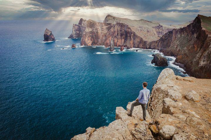 Dirk Steffens erforscht die makaronesische Inselwelt