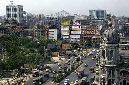 """The megacity of Calcutta: """"We've rolled out the red carpet for investors."""""""