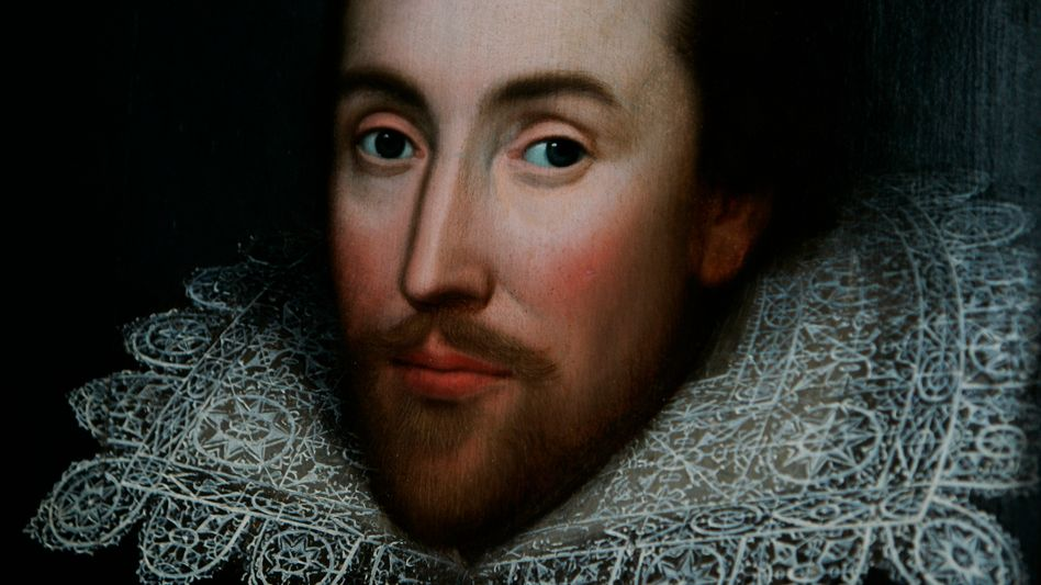 Zeitgenössisches Shakespeare-Porträt: Hungerkünstler der unromantischen Art