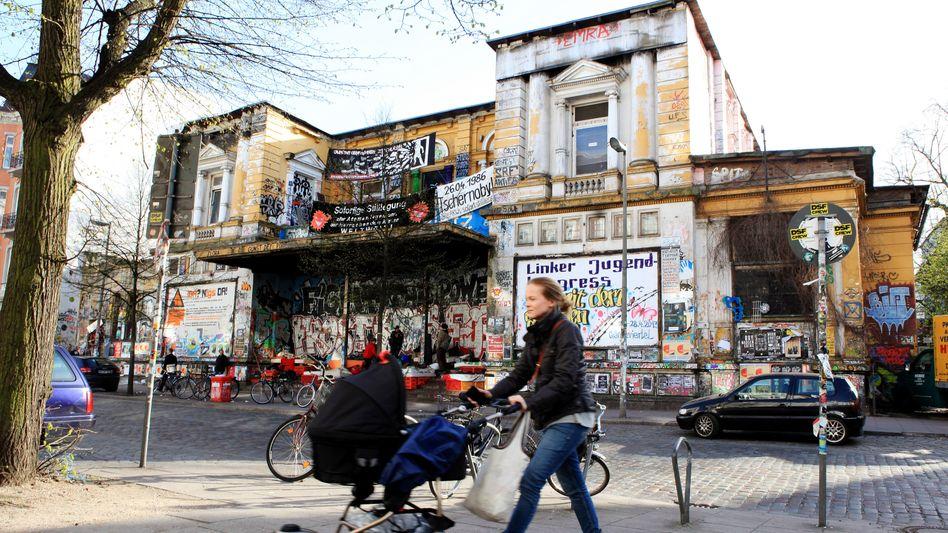 """""""Rote Flora"""" im Schanzenviertel: Konzertraum für 2500 Besucher geplant"""