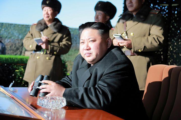 Diktator Kim Jong Un