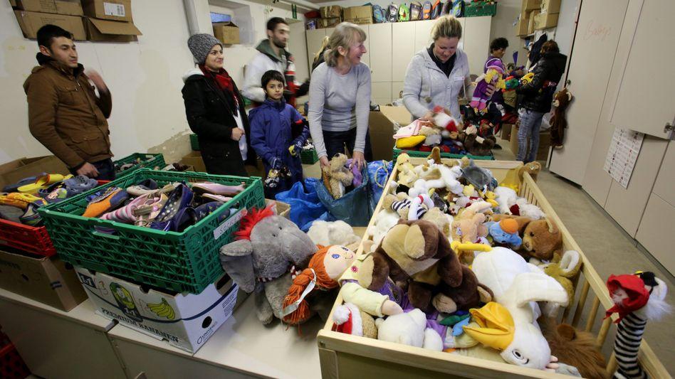 Aufnahmeeinrichtung für Flüchtlinge in Schwerin: Forderung nach Deregulierung