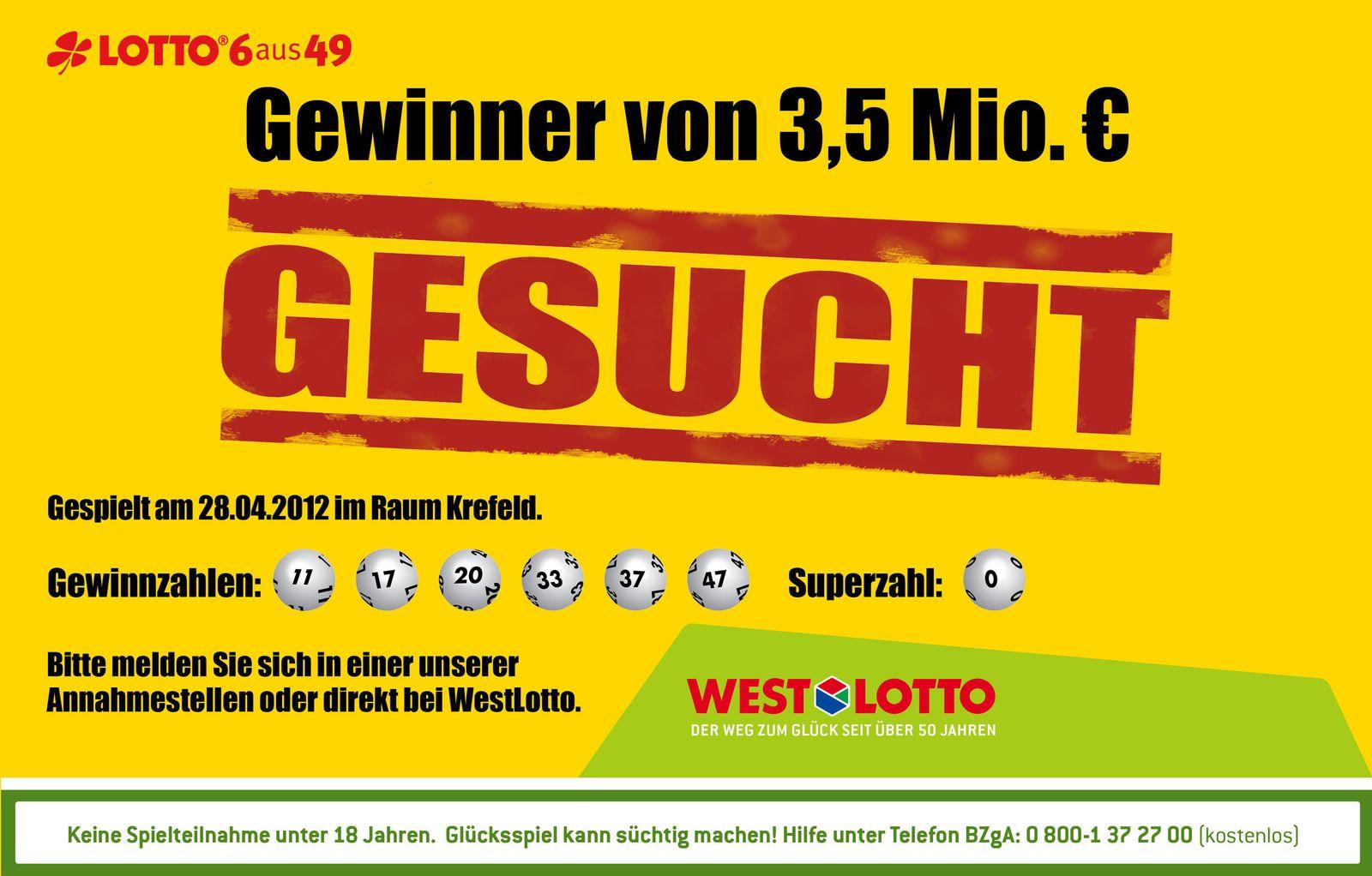 Lottogewinn Prüfen