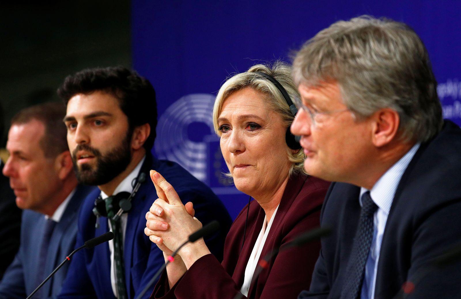 Meuthen Le Pen