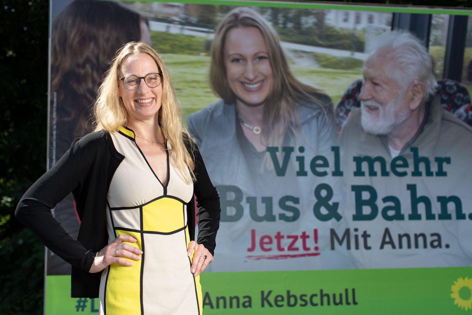 EINMALIGE VERWENDUNG Landrätin Anna Kebschull/ Die Grünen