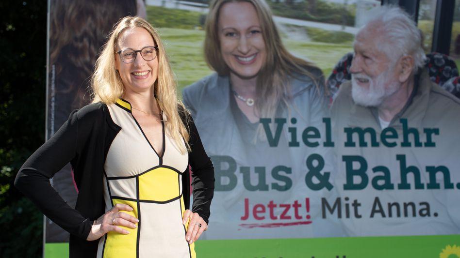 Anna Kebschull, die erste grüne Landrätin Deutschlands