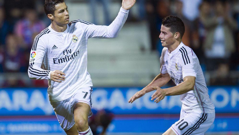 Real Madrid streicht Kreuz: Dem Werbepartner zuliebe