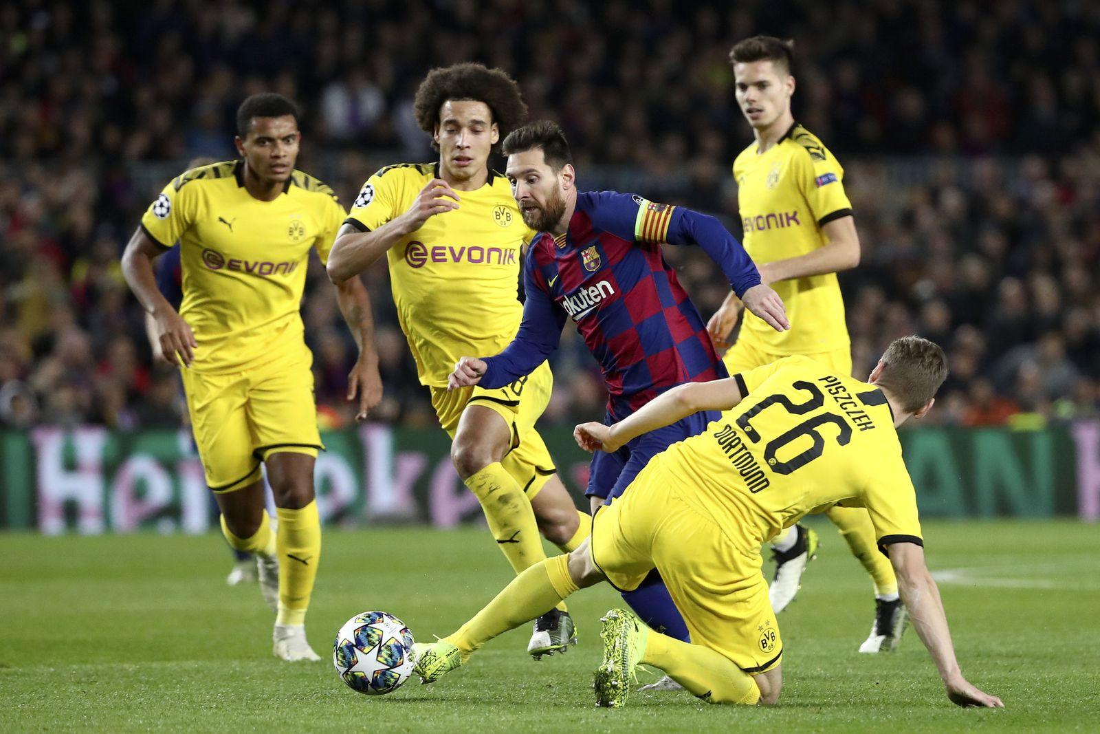 APTOPIX Spain Soccer Champions League