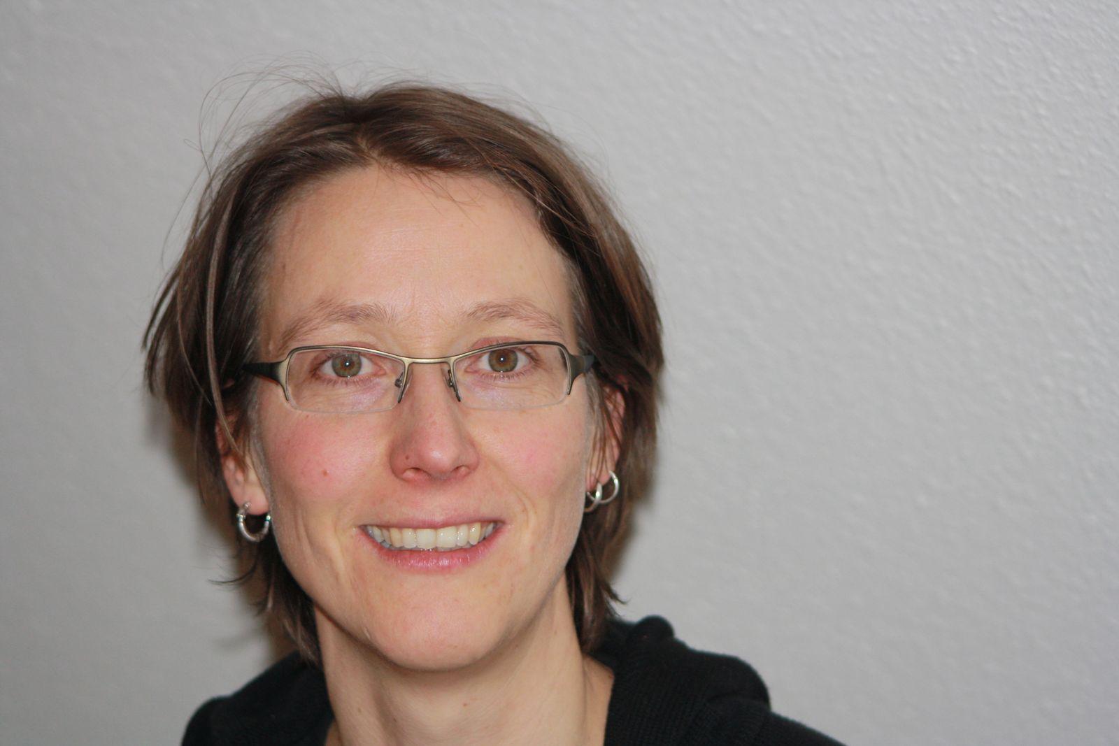 EINMALIGE VERWENDUNG Gabi Elverich, Lehrerin aus Brlin-Neuklln