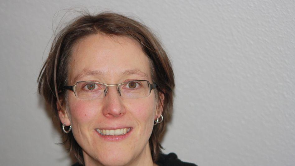 Gabi Elverich, Lehrerin in Berlin