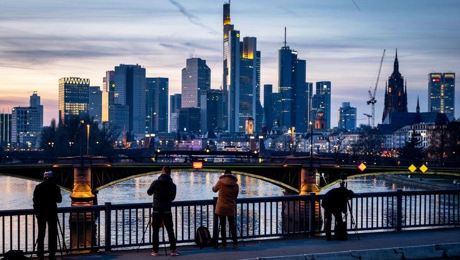 Frankfurt flirten