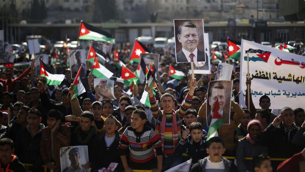 Fotostrecke: Araber glauben an Demokratie