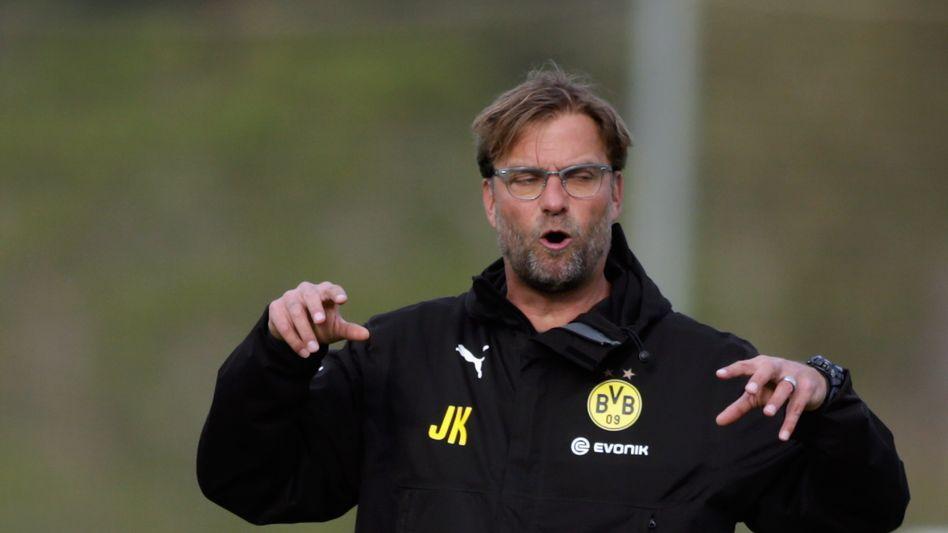 """BVB-Trainer Klopp: """"Gemeinsame Fehleinschätzungen"""""""
