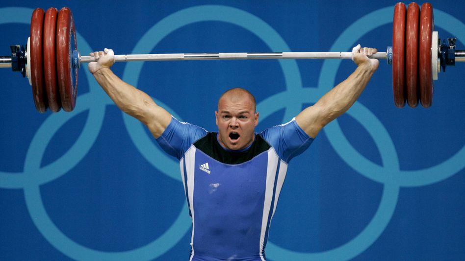 Gewichtheber Dobrev: Tod mit 35