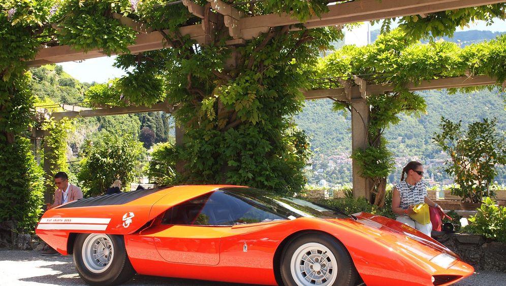 Concorso d'Eleganza Villa d'Este: Blecherne Extravaganz