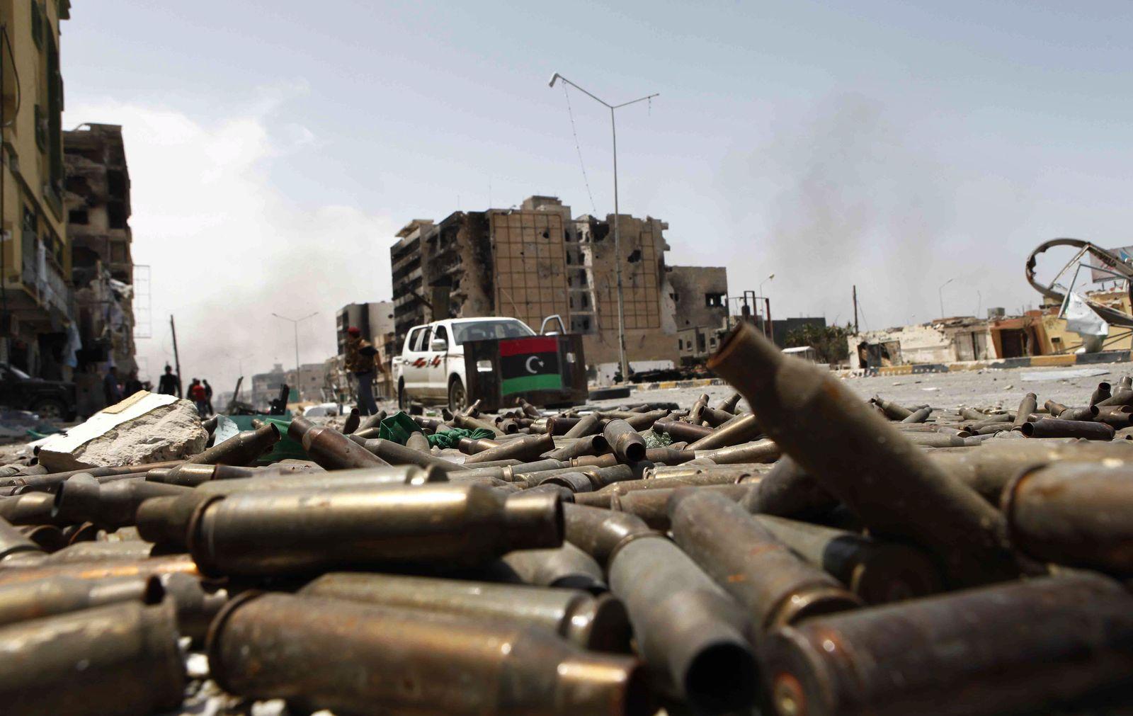 Libyen Misurata