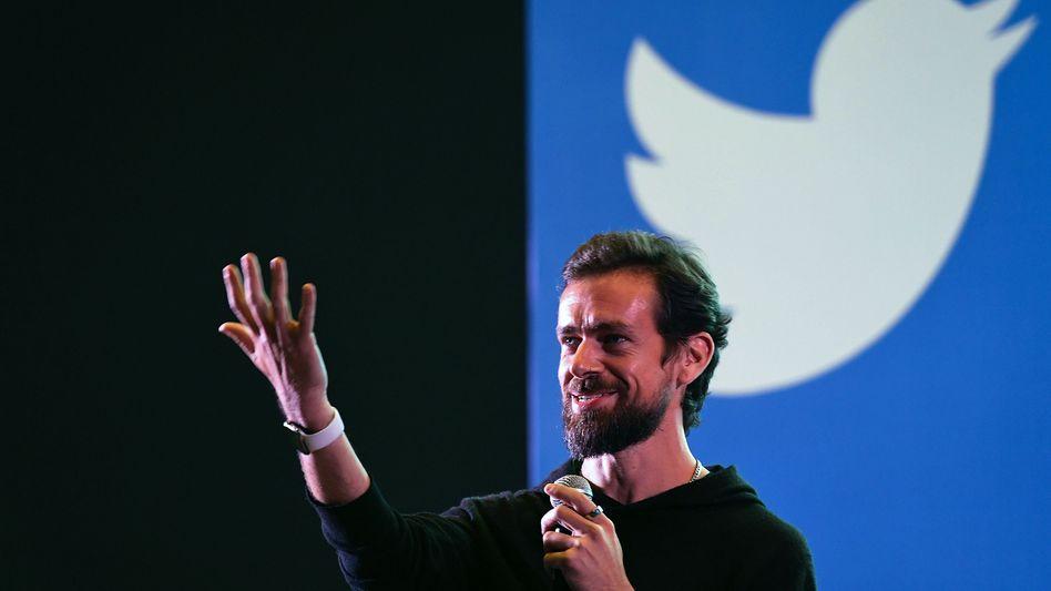 Twitter-Chef Jack Dorsey wurde gehackt