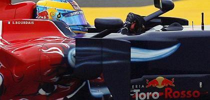 Toro-Rosso-Pilot Bourdais: Team zurück beim Brauseriesen