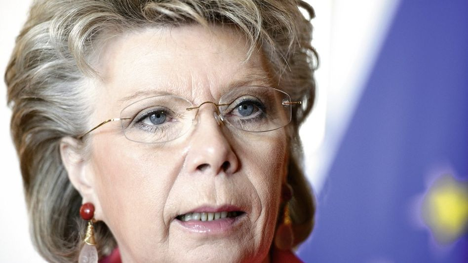 EU-Kommissarin Reding »Europa ist keine Kolonie«
