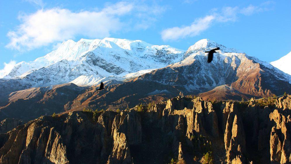 Annapurna-Trek: Beschwerliche Tour zum Thorong La
