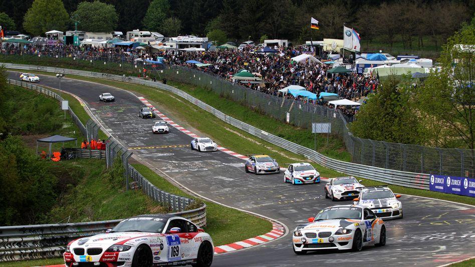 24-Stunden-Rennen am Nürburgring: Der ADAC als Partner