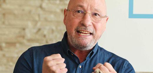 Uwe Hück präsentiert seine neue Partei »Bürgerbewegung für Fortschritt und Wandel«