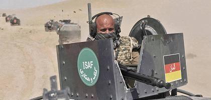 Deutscher Soldat in Afghanistan: Einsatz wird gefährlicher