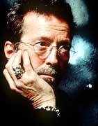 Hatte immer Probleme, sich ernst zu nehmen: Rocklegende Clapton