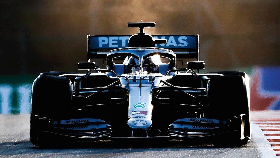 """Mercedes-Formel-1-Rennwagen: """"Ein technisch sehr ambitioniertes Auto"""""""