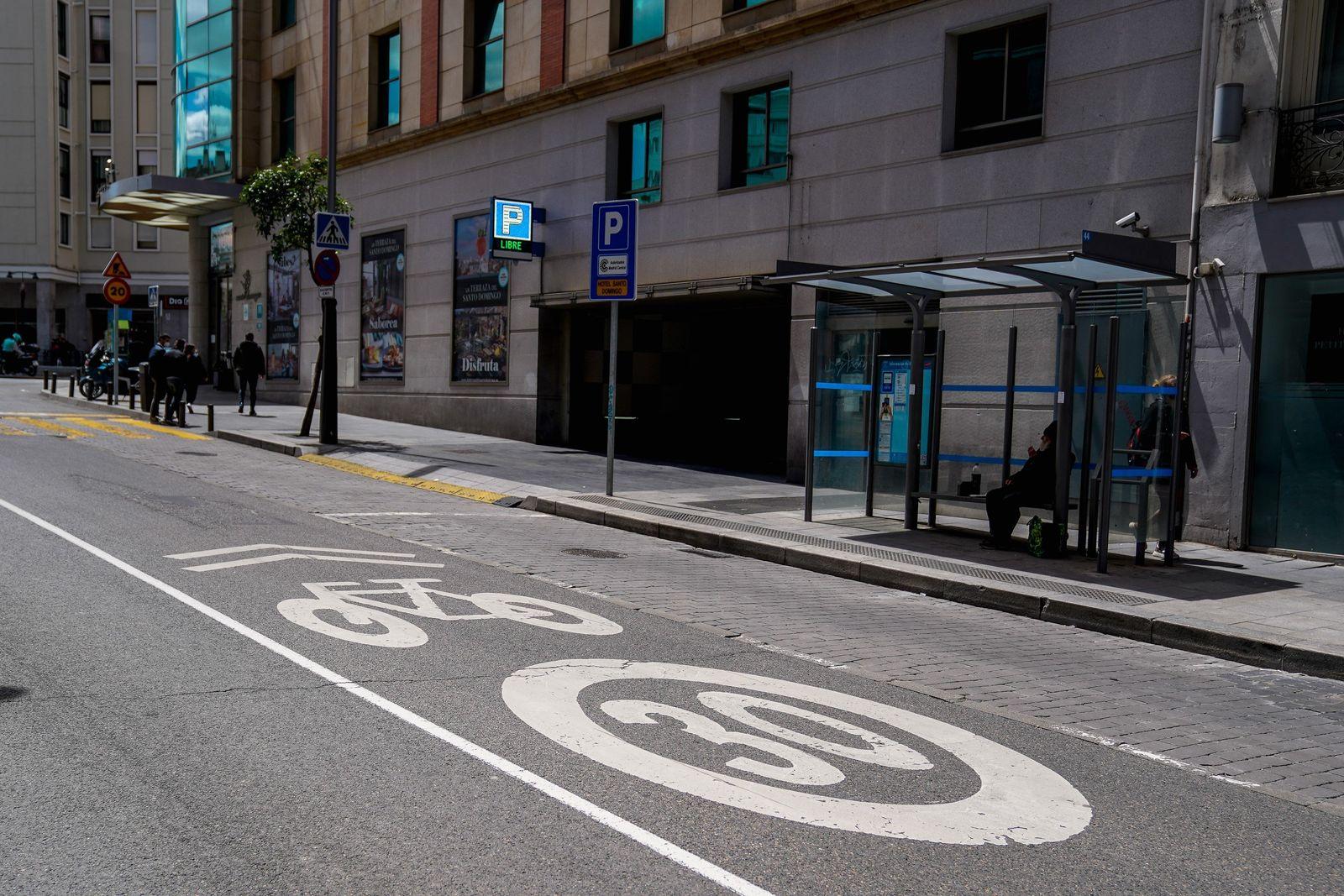 Auf den meisten Straßen spanischer Städte gilt nun Tempolimit 30