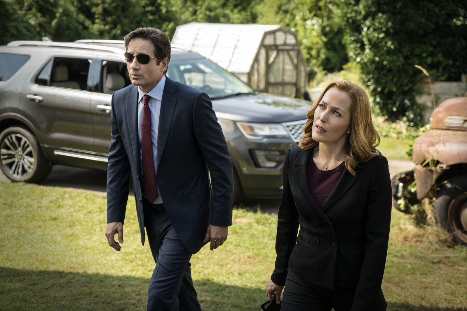EINMALIGE VERWENDUNG TV/ The X-Files/ Akte X
