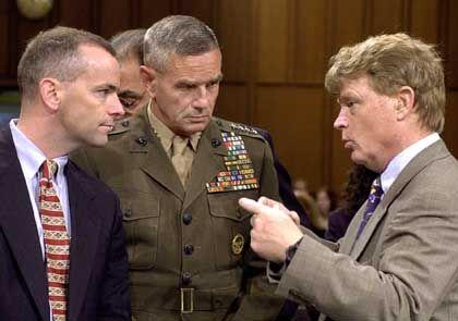 Rand Beers: Kerrys Nationaler Sicherheitsberater