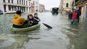 Venedig kämpft erneut gegen Hochwasser