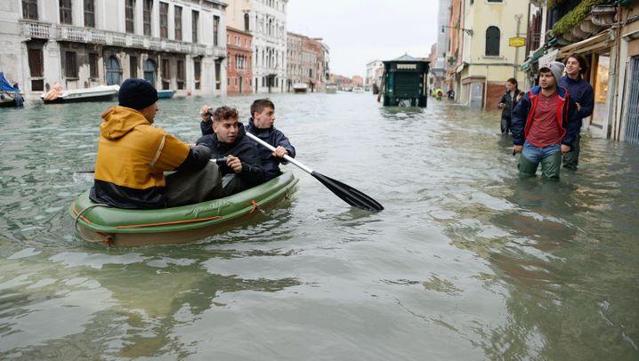 """Venedig: """"Viel kann man nicht tun"""""""
