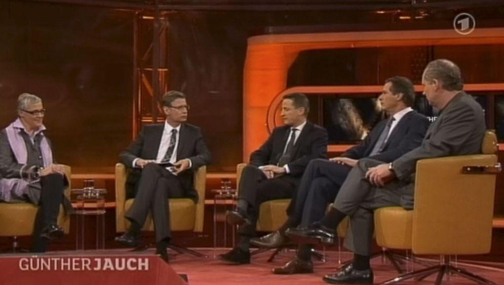 Wulff-Talk bei Jauch: In der präsidialen Endlosschleife