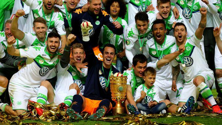 Pokalfinale: Wolfsburg verhindert Klopps letzte Feier