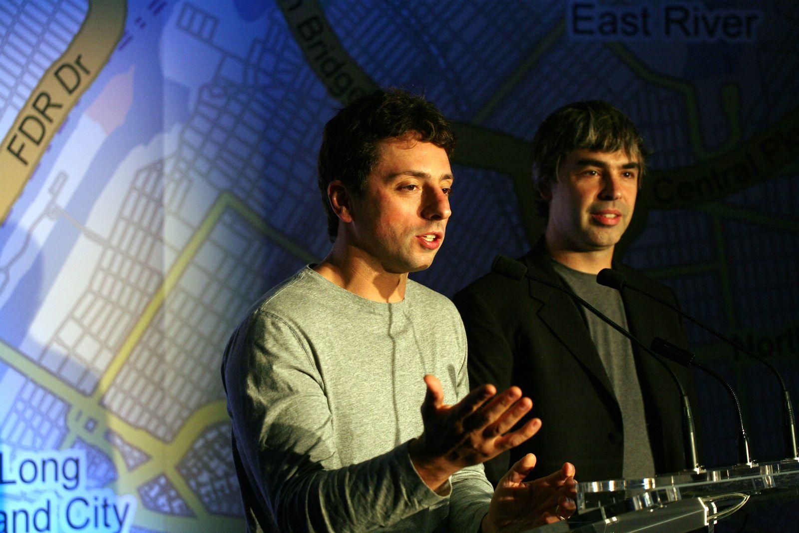 Larry Page / Sergey Brin