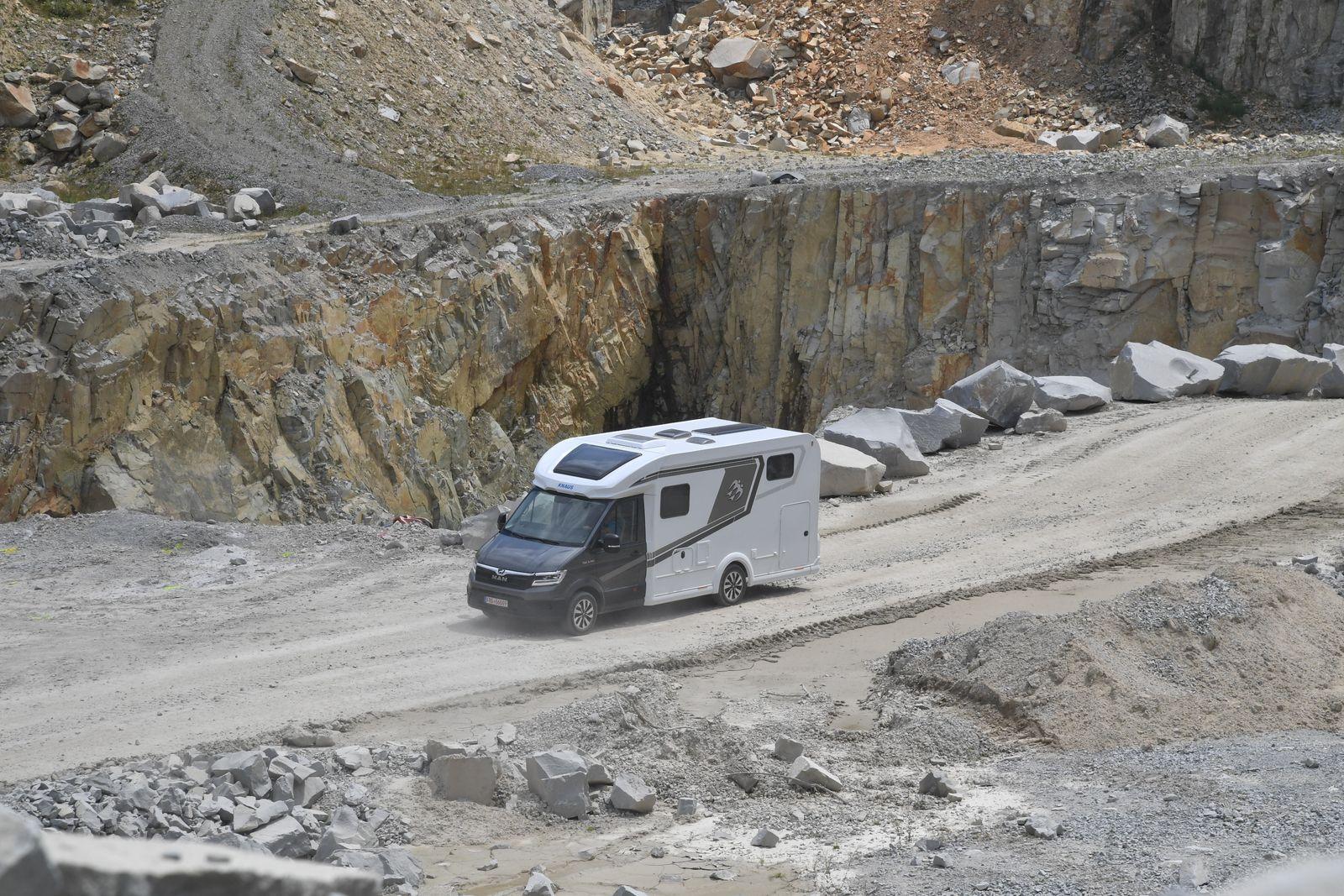 Camping und Offroad