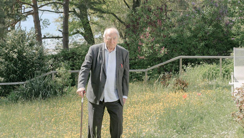 """Martin Walser: """"Ein Sommer wie seither kein anderer"""""""