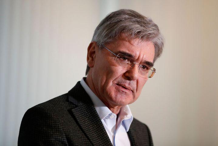 Joe Kaeser ist seit 2013 Siemens-Chef