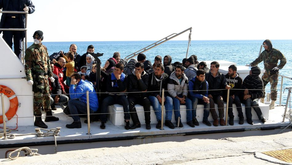 Flüchtlinge in Griechenland (Archivbild): Komplizierter Prozess