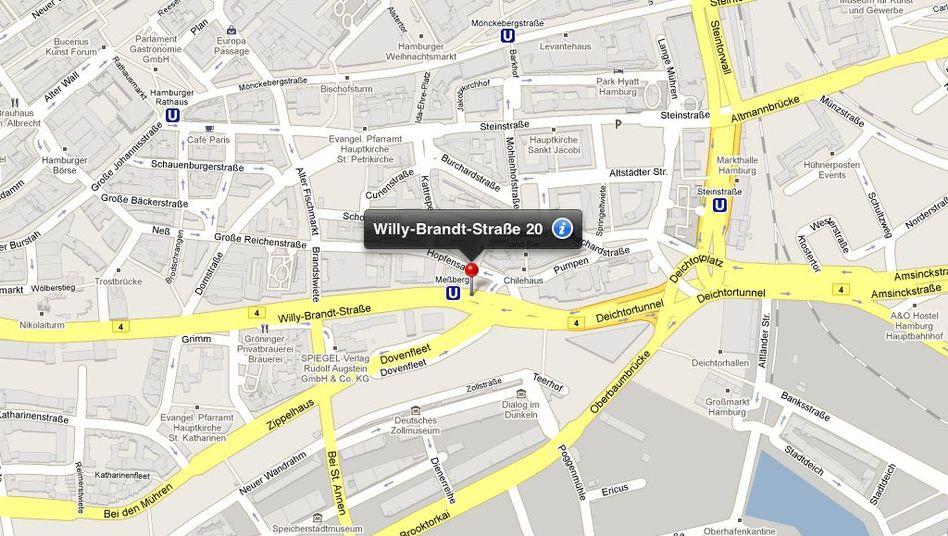 Google Maps auf dem iPad: Ab sofort mit Google-Earth-view